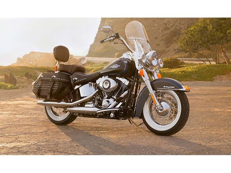 2014 Harley-Davidson Heritage Softail® Classic in Branford, Connecticut