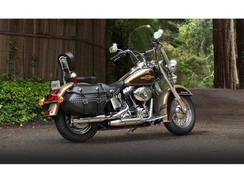 2014 Harley-Davidson Heritage Softail® Classic in Sumter, South Carolina - Photo 12