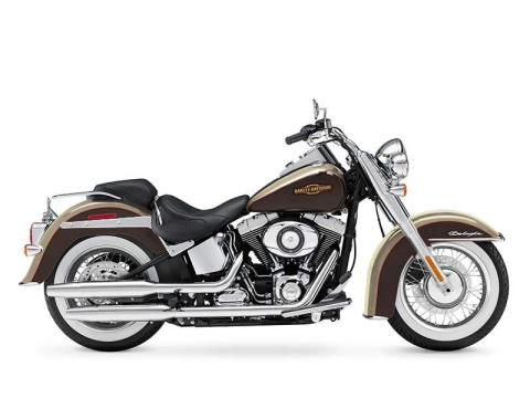 2014 Harley-Davidson Softail® Deluxe in Richmond, Indiana