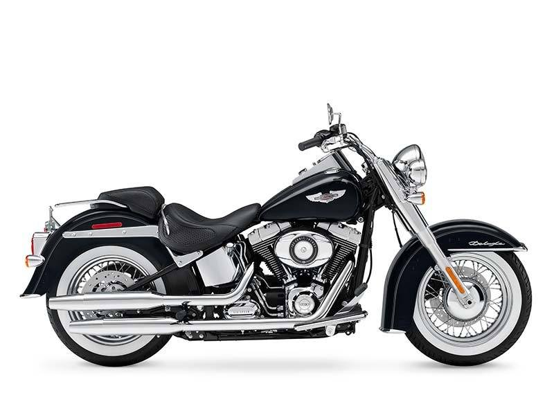 2014 Harley-Davidson Softail® Deluxe in Visalia, California - Photo 4