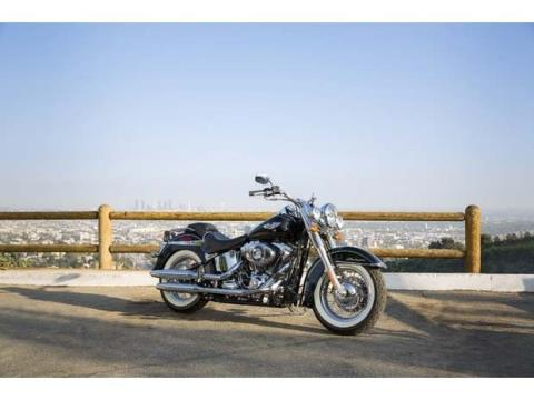 2014 Harley-Davidson Softail® Deluxe in Visalia, California - Photo 9