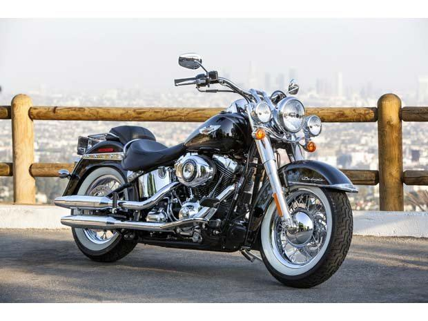 2014 Harley-Davidson Softail® Deluxe in Visalia, California - Photo 11