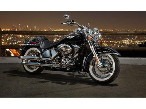 2014 Harley-Davidson Softail® Deluxe in Visalia, California - Photo 5