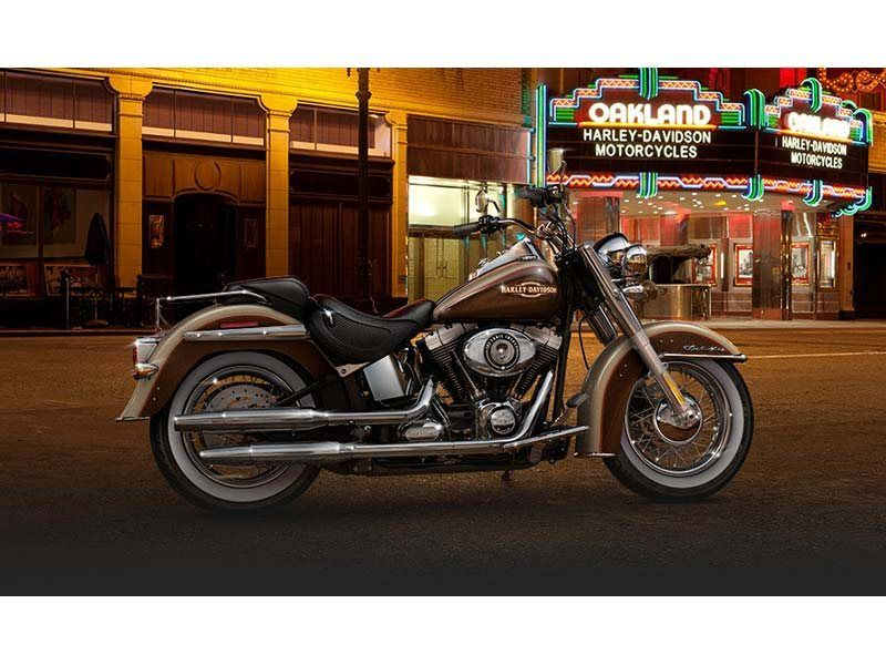 2014 Harley-Davidson Softail® Deluxe in Visalia, California - Photo 6