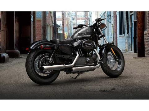 2014 Harley-Davidson Sportster® Forty-Eight® in Cambridge, Ohio - Photo 12