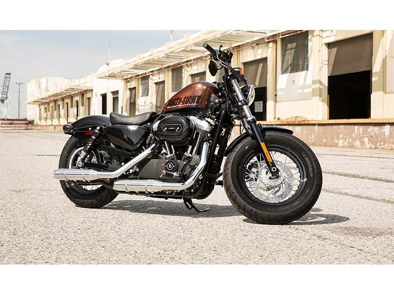 2014 Harley-Davidson Sportster® Forty-Eight® in Cambridge, Ohio - Photo 11
