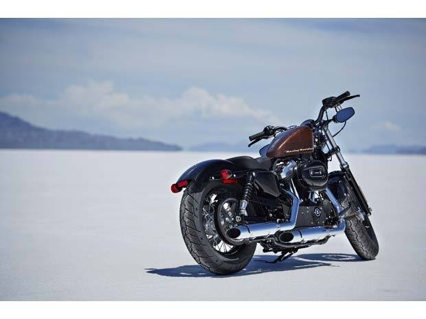 2014 Harley-Davidson Sportster® Forty-Eight® in Cambridge, Ohio - Photo 17
