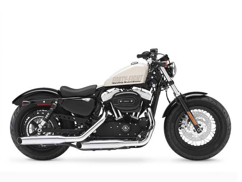 2014 Harley-Davidson Sportster® Forty-Eight® in Cambridge, Ohio - Photo 10
