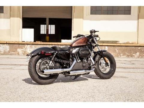 2014 Harley-Davidson Sportster® Forty-Eight® in Cambridge, Ohio - Photo 15