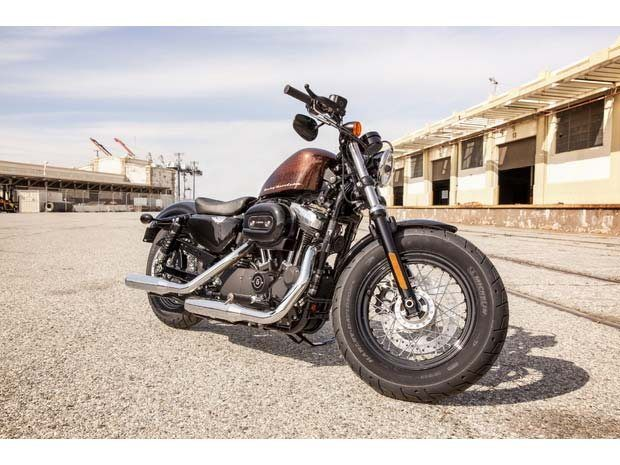 2014 Harley-Davidson Sportster® Forty-Eight® in Cambridge, Ohio - Photo 14