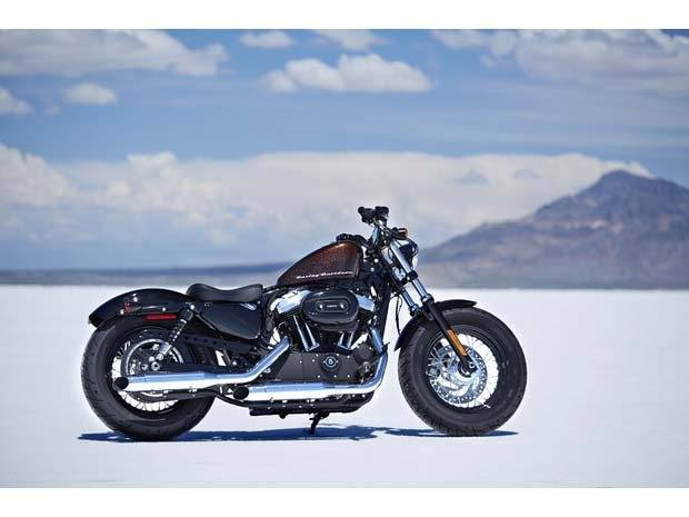 2014 Harley-Davidson Sportster® Forty-Eight® in Kokomo, Indiana - Photo 8