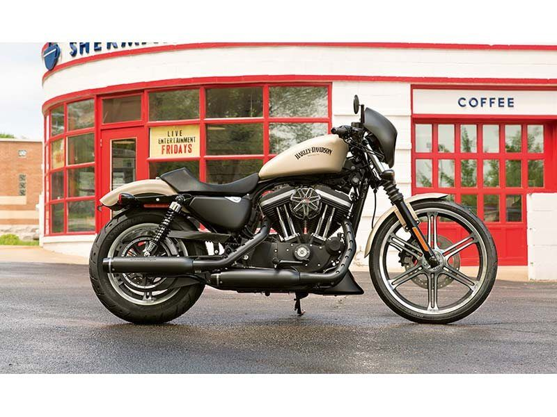 2014 Harley-Davidson Sportster® Iron 883™ in Asheville, North Carolina