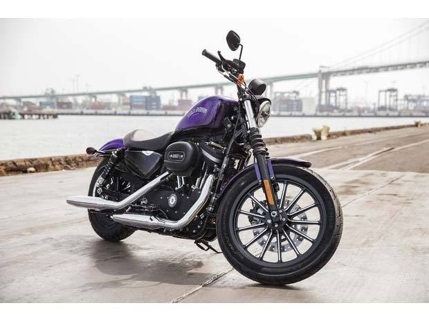 2014 Harley-Davidson Sportster® Iron 883™ in Dubuque, Iowa - Photo 10