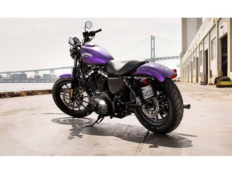 2014 Harley-Davidson Sportster® Iron 883™ in Sacramento, California - Photo 11