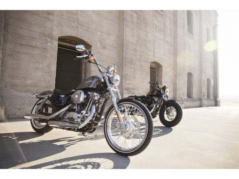 2014 Harley-Davidson Sportster® Seventy-Two® in Branford, Connecticut