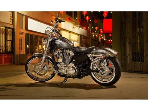 2014 Harley-Davidson Sportster® Seventy-Two® in Monroe, Louisiana - Photo 7