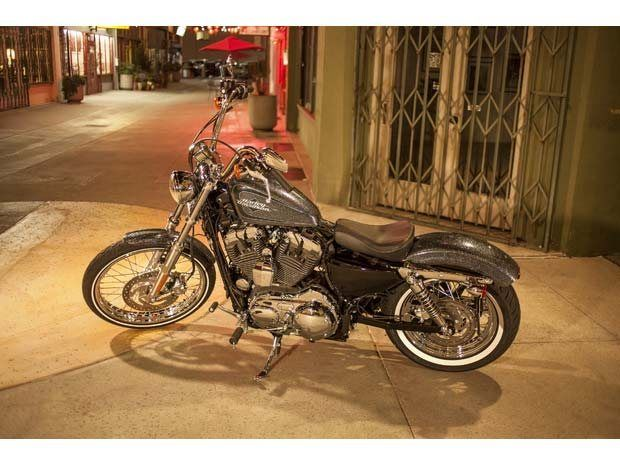 2014 Harley-Davidson Sportster® Seventy-Two® in Monroe, Louisiana - Photo 9