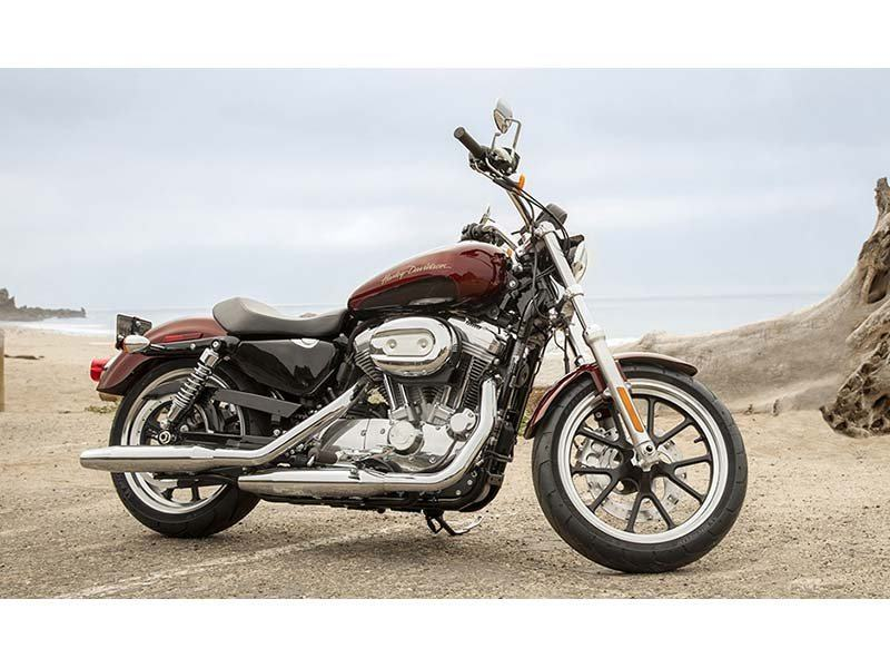 2014 Harley-Davidson Sportster® SuperLow® in Honesdale, Pennsylvania - Photo 8