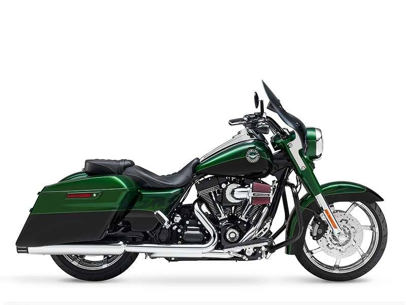 2014 Harley-Davidson CVO™ Road King® in North Canton, Ohio - Photo 1