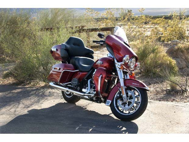 2014 Harley-Davidson Electra Glide® Ultra Classic® in Mentor, Ohio - Photo 3