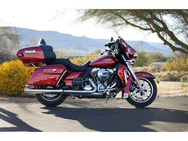 2014 Harley-Davidson Electra Glide® Ultra Classic® in Pasadena, Texas - Photo 5