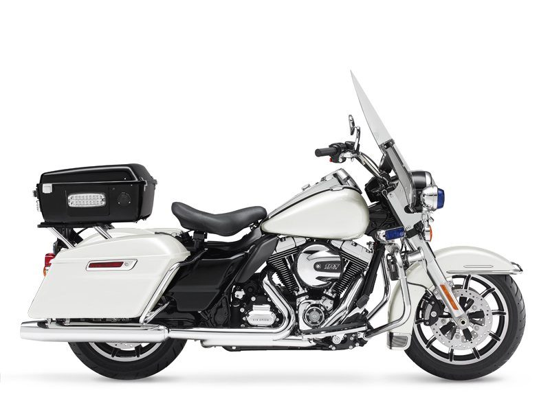 2014 Harley-Davidson Police Road King® in Sheboygan, Wisconsin