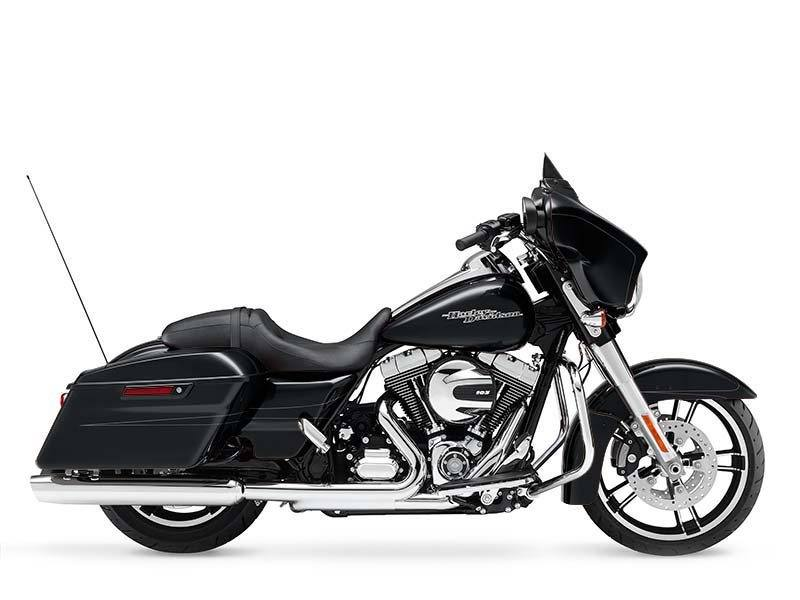2014 Harley-Davidson Street Glide® Special in Bay City, Michigan - Photo 1