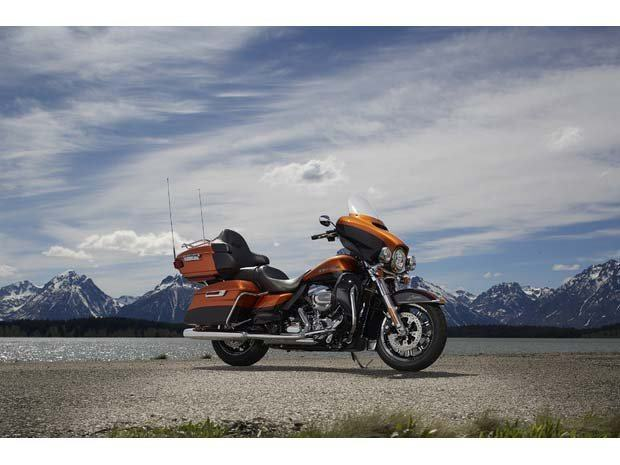 2014 Harley-Davidson Ultra Limited in San Jose, California - Photo 2