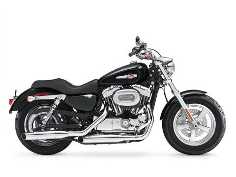 2015 Harley-Davidson 1200 Custom in Massillon, Ohio