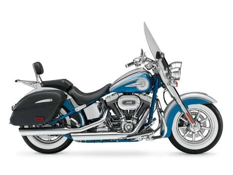 2015 Harley-Davidson CVO™ Softail® Deluxe in Traverse City, Michigan