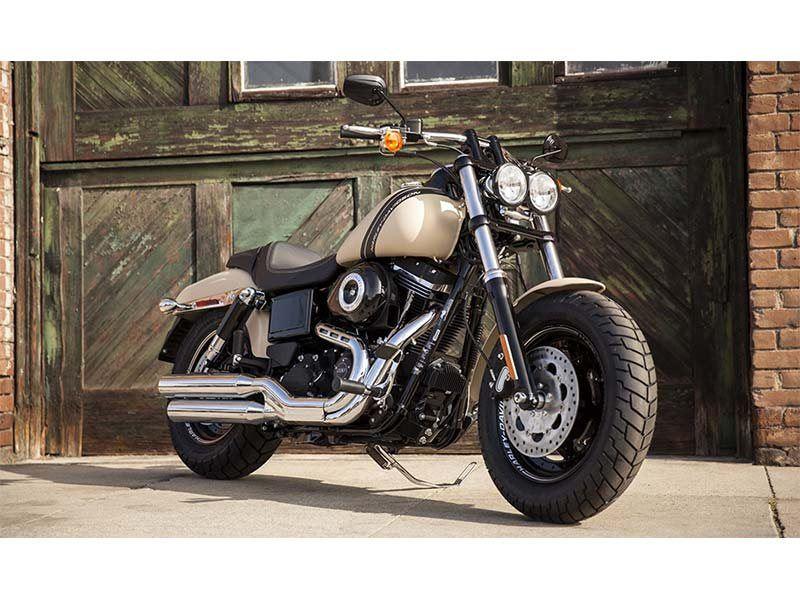 2015 Harley-Davidson Fat Bob® in Traverse City, Michigan