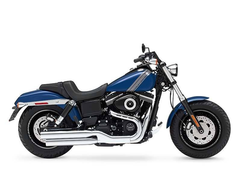 2015 Harley-Davidson Fat Bob® in Mankato, Minnesota