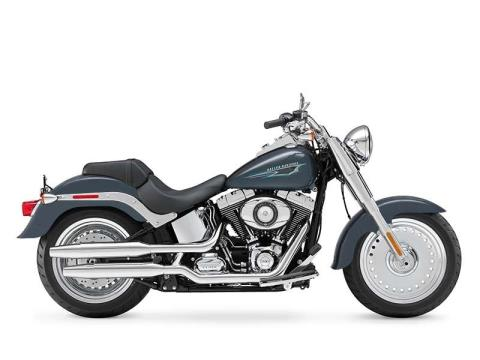 2015 Harley-Davidson Fat Boy® in Broadalbin, New York