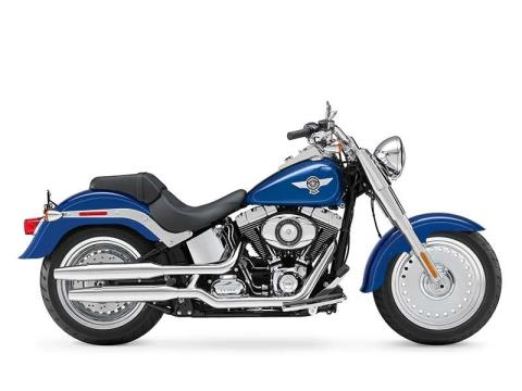 2015 Harley-Davidson Fat Boy® in Richmond, Indiana