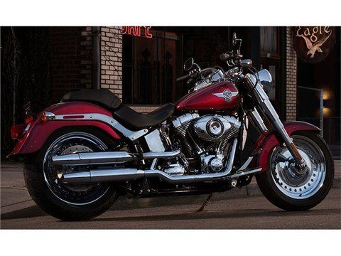 2015 Harley-Davidson Fat Boy® in Fort Myers, Florida - Photo 18