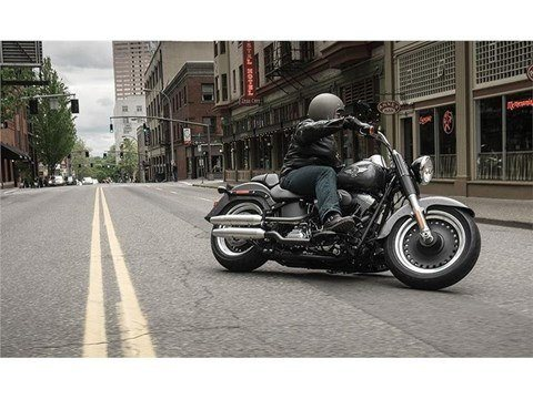 2015 Harley-Davidson Fat Boy® Lo in Branford, Connecticut