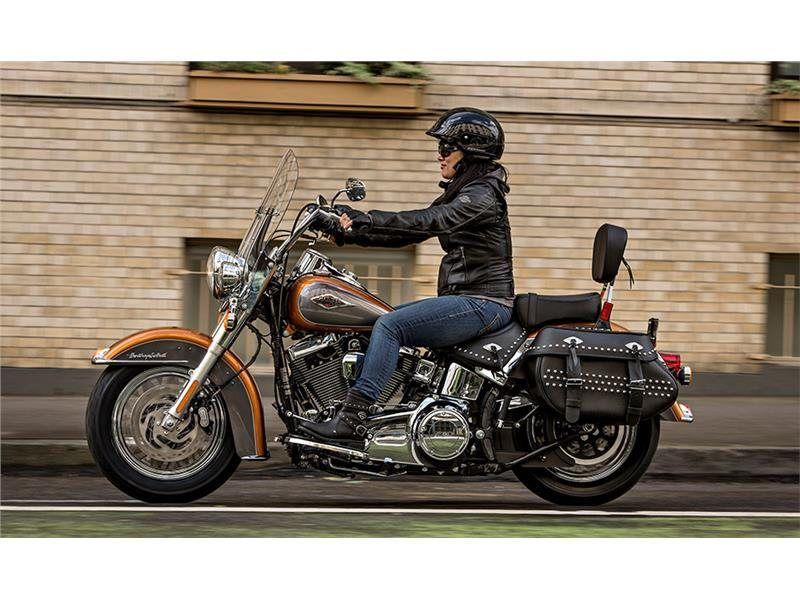 2015 Harley-Davidson Heritage Softail® Classic in Mankato, Minnesota