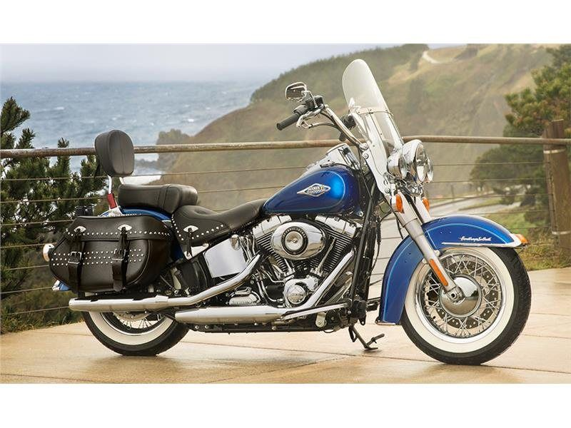 2015 Harley-Davidson Heritage Softail® Classic in Broadalbin, New York