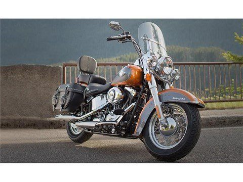 2015 Harley-Davidson Heritage Softail® Classic in Traverse City, Michigan