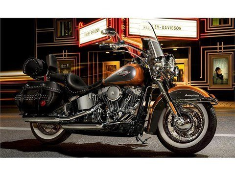 2015 Harley-Davidson Heritage Softail® Classic in Kokomo, Indiana - Photo 15