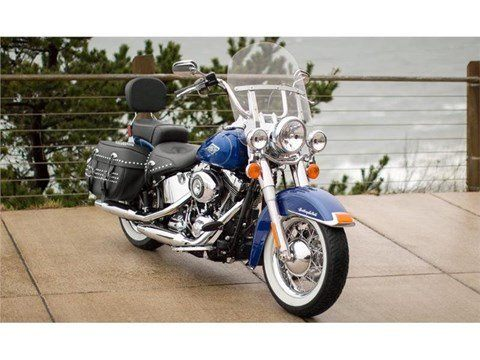 2015 Harley-Davidson Heritage Softail® Classic in Kokomo, Indiana - Photo 16