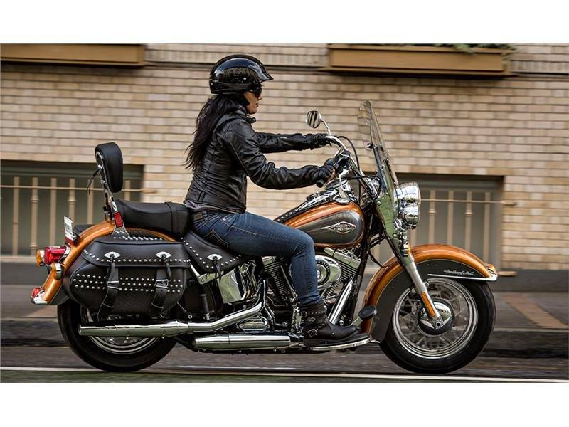 2015 Harley-Davidson Heritage Softail® Classic in Kokomo, Indiana - Photo 17