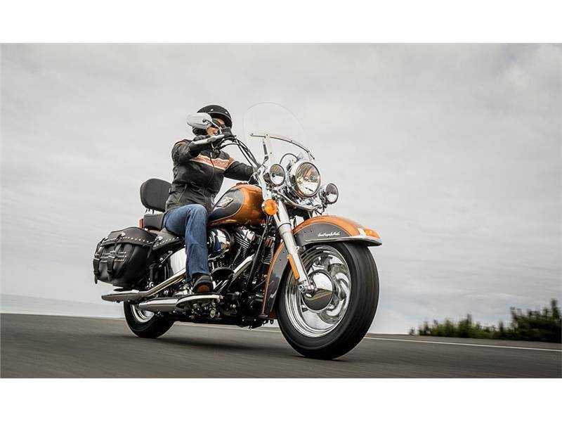 2015 Harley-Davidson Heritage Softail® Classic in Tyrone, Pennsylvania