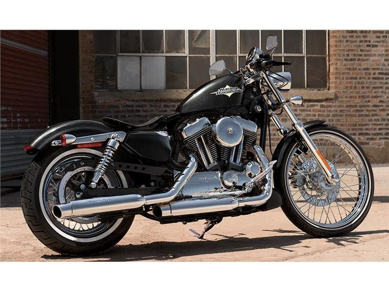 2015 Harley-Davidson Seventy-Two® in Traverse City, Michigan