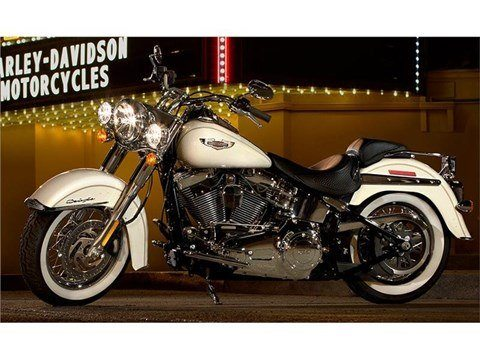 2015 Harley-Davidson Softail® Deluxe in New York Mills, New York