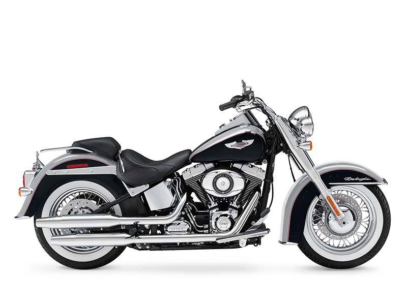 2015 Harley-Davidson Softail® Deluxe in Broadalbin, New York