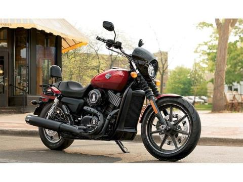 2015 Harley-Davidson Street™ 750 in Coralville, Iowa - Photo 3