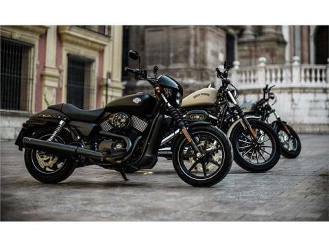 2015 Harley-Davidson Street™ 750 in Coralville, Iowa - Photo 9
