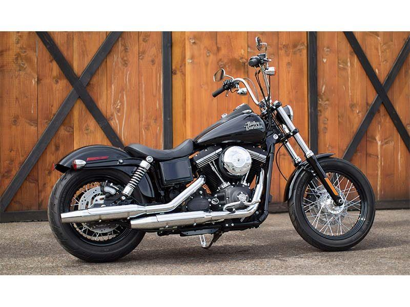 2015 Harley-Davidson Street Bob® in Savannah, Georgia - Photo 4