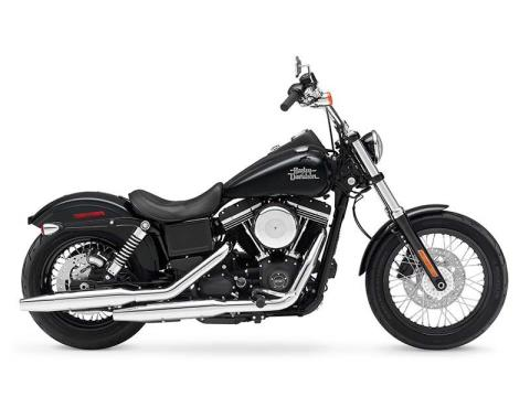 2015 Harley-Davidson Street Bob® in Richmond, Indiana